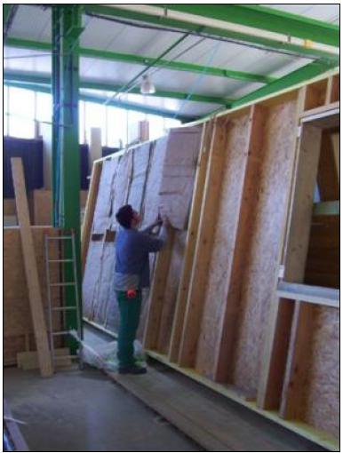 Fabrication Ossature Bois u2013 Myqto com # Fabrication Ossature Bois